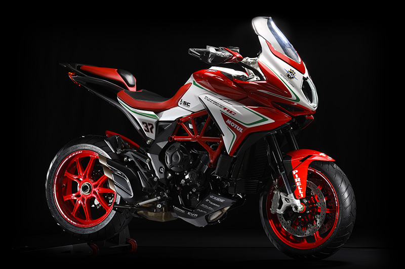 2019 MV Agusta Turismo Veloce RC in Bellevue, Washington - Photo 2