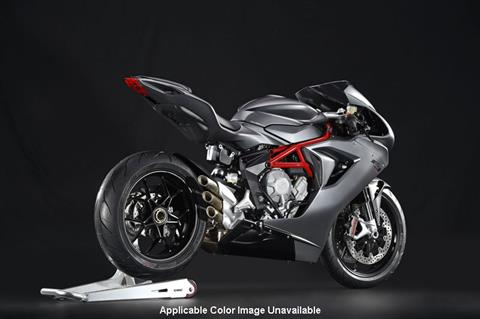 2019 MV Agusta F3 675 EAS ABS in Bellevue, Washington