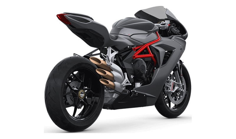 2019 MV Agusta F3 675 EAS ABS in Shelby Township, Michigan - Photo 6