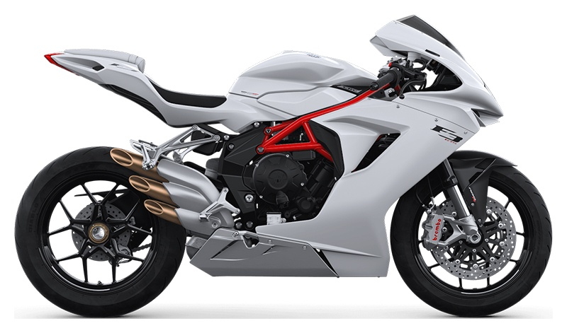 2019 MV Agusta F3 675 EAS ABS in Depew, New York - Photo 1
