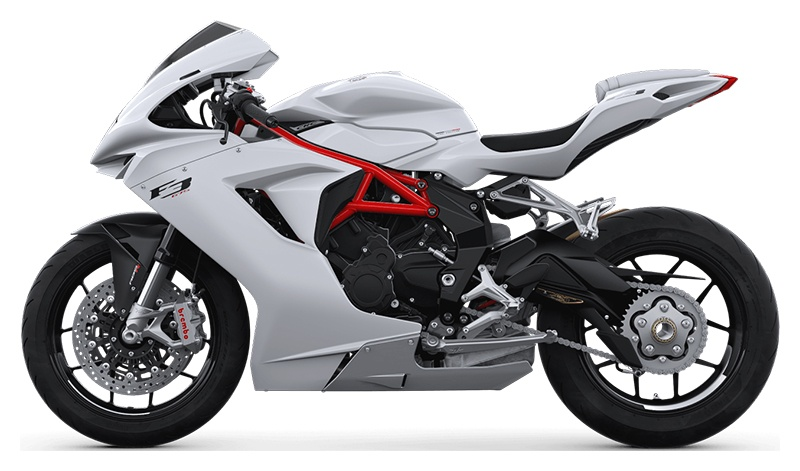 2019 MV Agusta F3 675 EAS ABS in Depew, New York - Photo 2