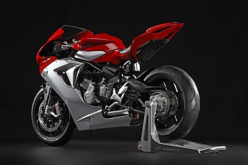 2019 MV Agusta F3 675 EAS ABS in Pensacola, Florida - Photo 9