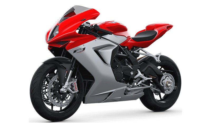 2019 MV Agusta F3 675 EAS ABS in Pensacola, Florida - Photo 4