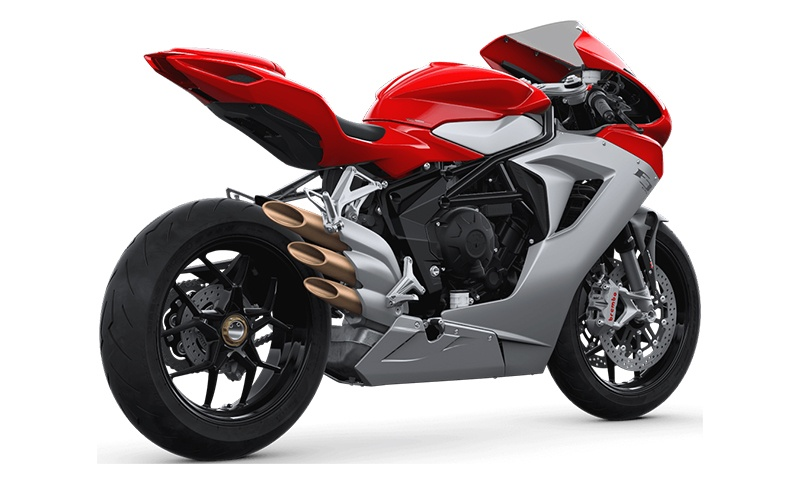 2019 MV Agusta F3 675 EAS ABS in Pensacola, Florida - Photo 6