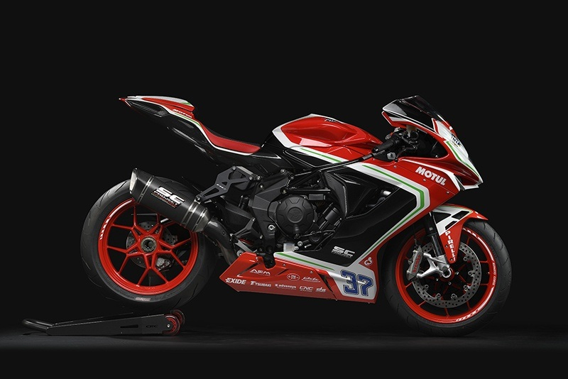 2019 MV Agusta F3 675 RC in Shelby Township, Michigan - Photo 9