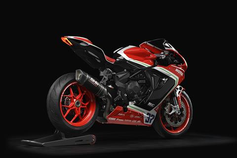 2019 MV Agusta F3 675 RC in Shelby Township, Michigan - Photo 10