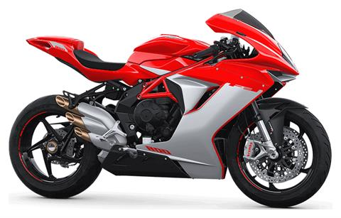 2019 MV Agusta F3 800 EAS ABS in West Allis, Wisconsin