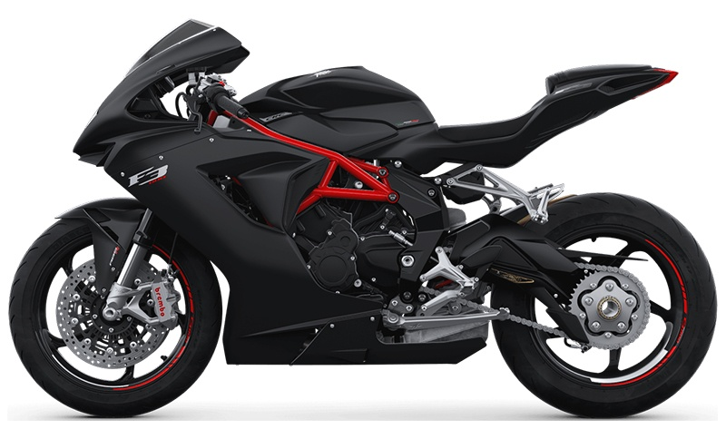 2019 MV Agusta F3 800 EAS ABS in Shelby Township, Michigan