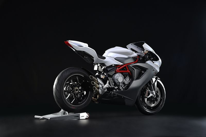 2019 MV Agusta F3 800 EAS ABS in West Allis, Wisconsin - Photo 2