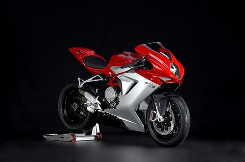 2019 MV Agusta F3 800 EAS ABS in Fort Montgomery, New York - Photo 9