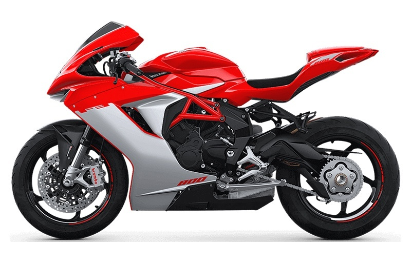 2019 MV Agusta F3 800 EAS ABS in Depew, New York - Photo 2