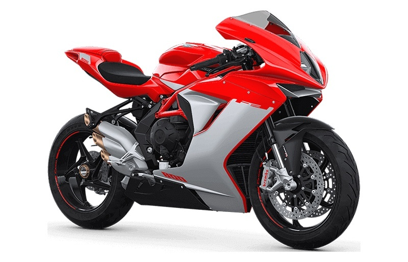 2019 MV Agusta F3 800 EAS ABS in Depew, New York - Photo 3