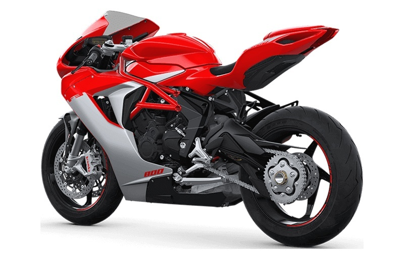 2019 MV Agusta F3 800 EAS ABS in Depew, New York - Photo 5