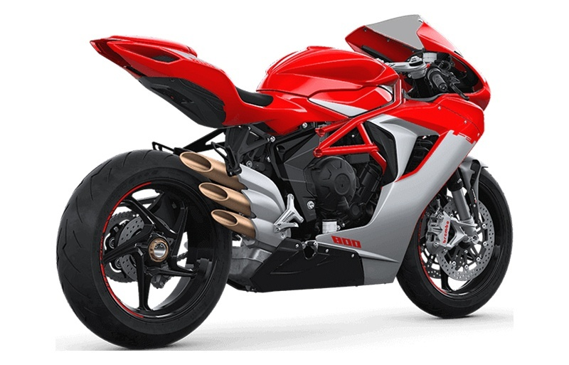 2019 MV Agusta F3 800 EAS ABS in Depew, New York - Photo 6