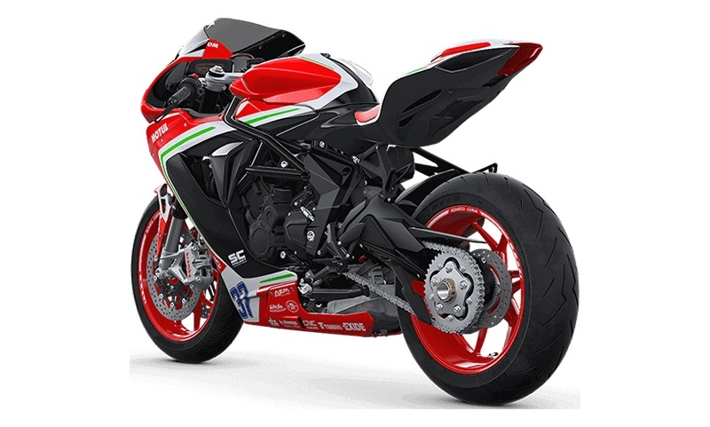 2019 MV Agusta F3 800 RC in Shelby Township, Michigan - Photo 5