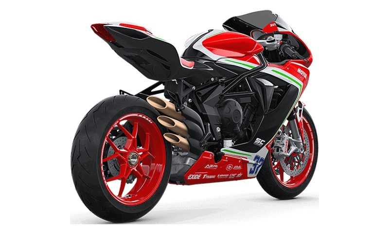 2019 MV Agusta F3 800 RC in Shelby Township, Michigan - Photo 6