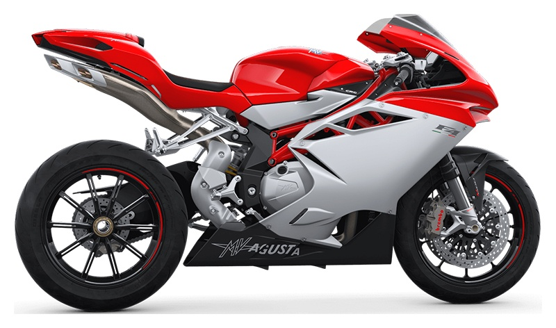 2019 MV Agusta F4 in Marietta, Georgia - Photo 1