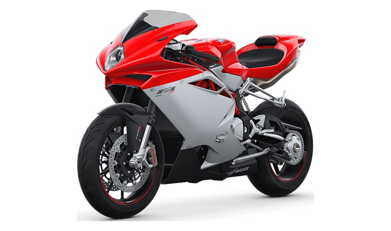 2019 MV Agusta F4 in Shelby Township, Michigan - Photo 4