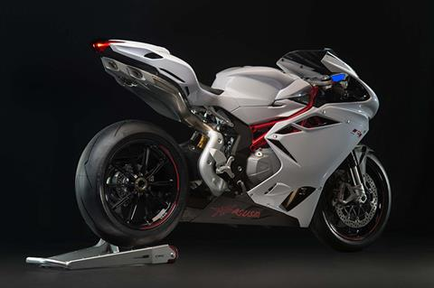2019 MV Agusta F4 in Shelby Township, Michigan - Photo 10