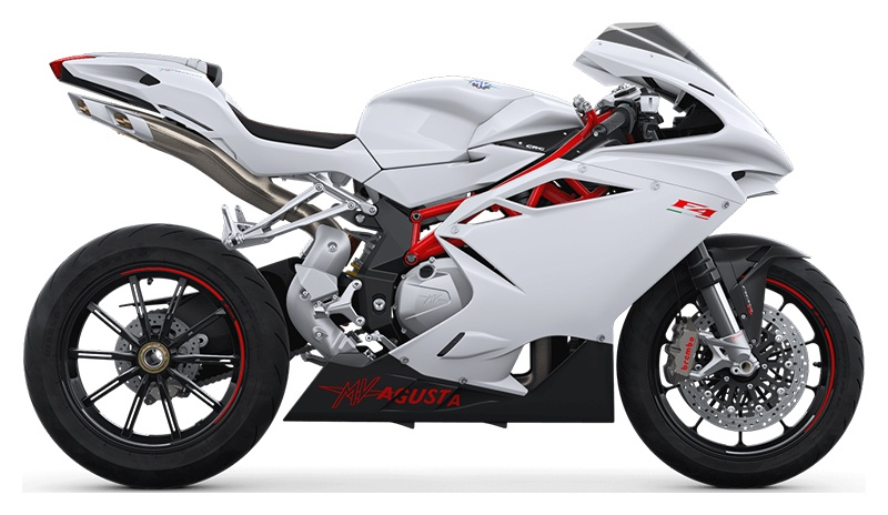 2019 MV Agusta F4 in Bellevue, Washington - Photo 1