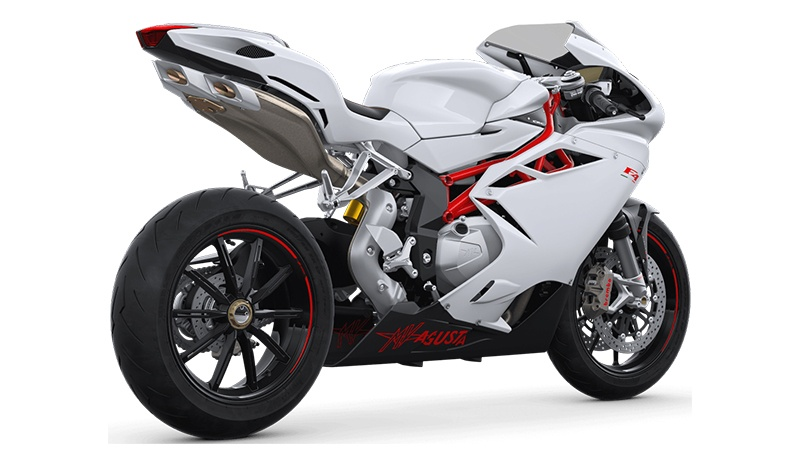 2019 MV Agusta F4 in Shelby Township, Michigan - Photo 6