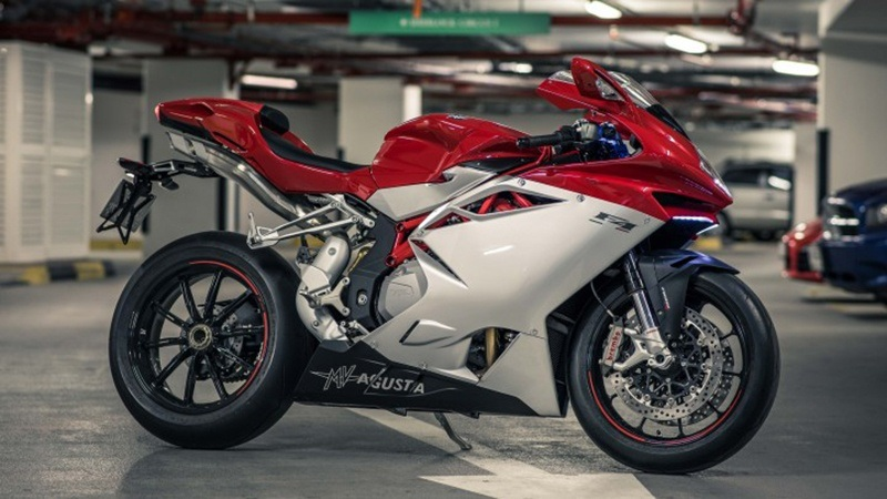 2019 MV Agusta F4 in Bellevue, Washington - Photo 11