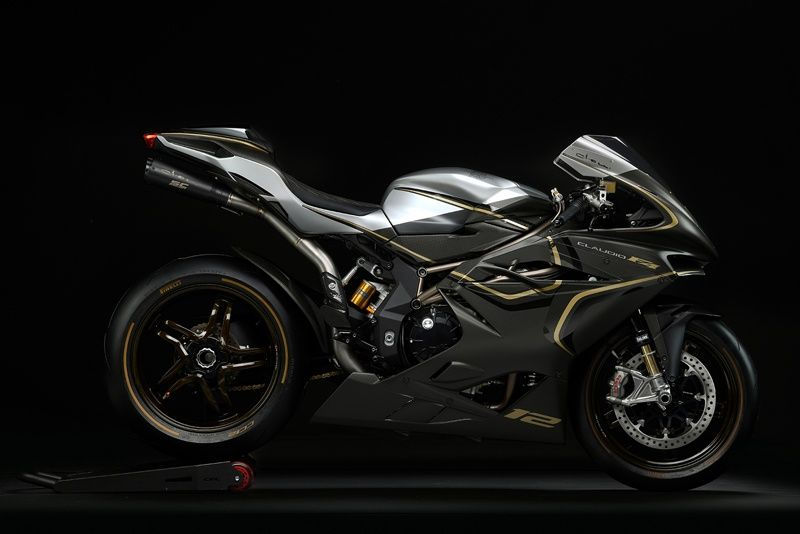 2019 MV Agusta F4 Claudio in Depew, New York - Photo 2
