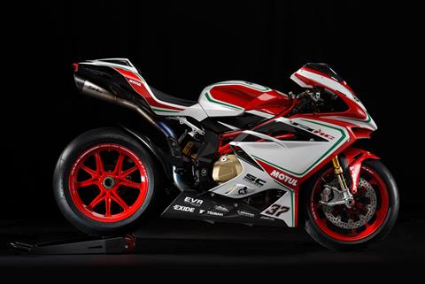 2019 MV Agusta F4 RC in Bellevue, Washington