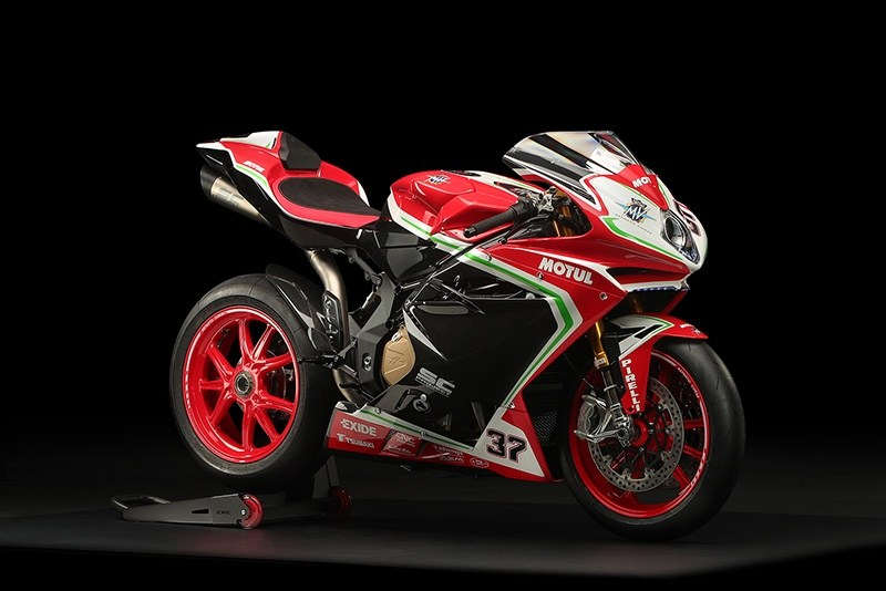 2019 MV Agusta F4 RC in Shelby Township, Michigan - Photo 9