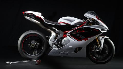2019 MV Agusta F4 RR in Bellevue, Washington