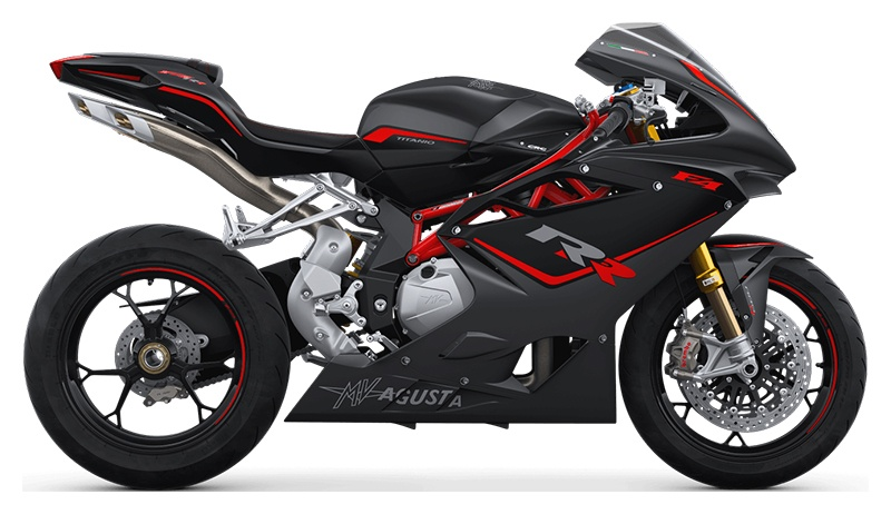 2019 MV Agusta F4 RR in Depew, New York - Photo 1