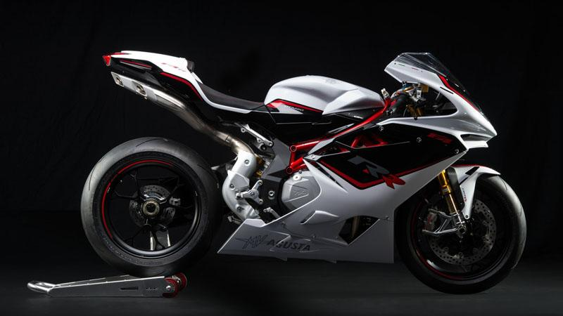 2019 MV Agusta F4 RR in Shelby Township, Michigan - Photo 9