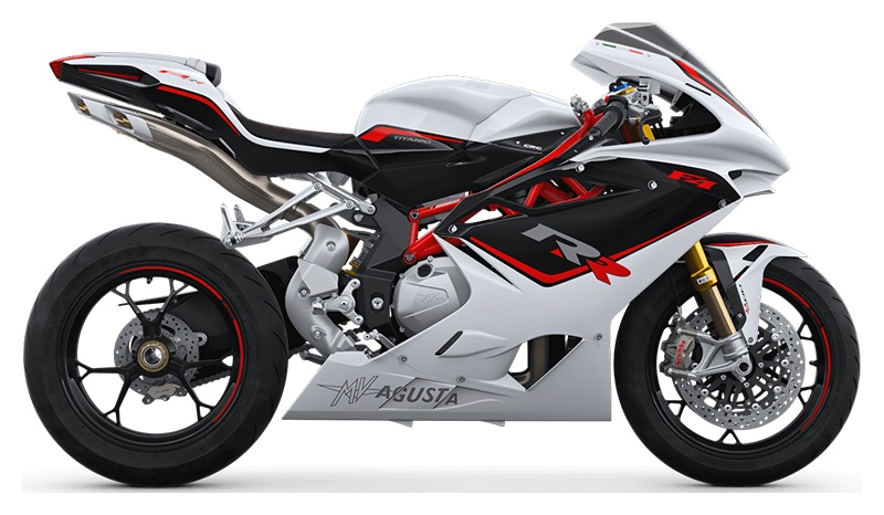2019 MV Agusta F4 RR in Pensacola, Florida - Photo 1