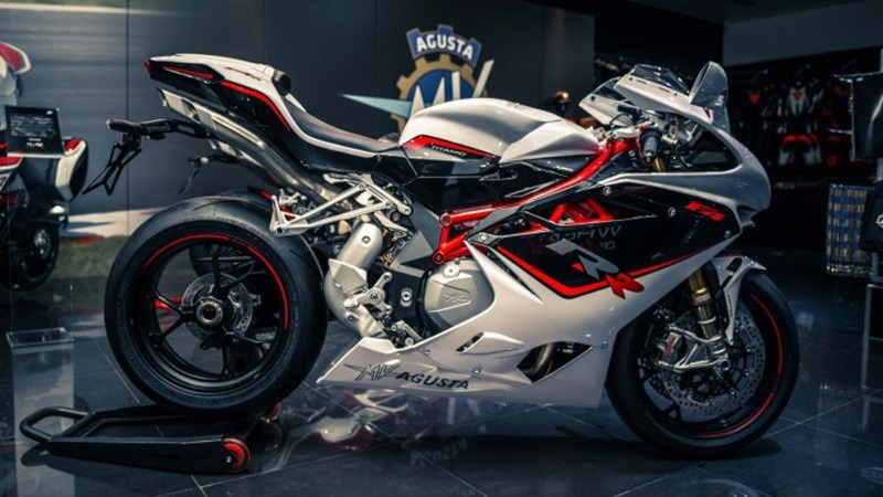 2019 MV Agusta F4 RR in Shelby Township, Michigan - Photo 11