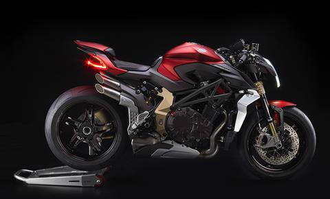 2019 MV Agusta Brutale 1000 Serie Oro in Fort Montgomery, New York