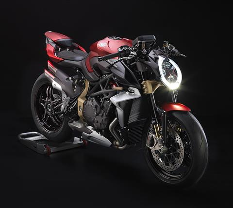 2019 MV Agusta Brutale 1000 Serie Oro in Fort Montgomery, New York - Photo 11