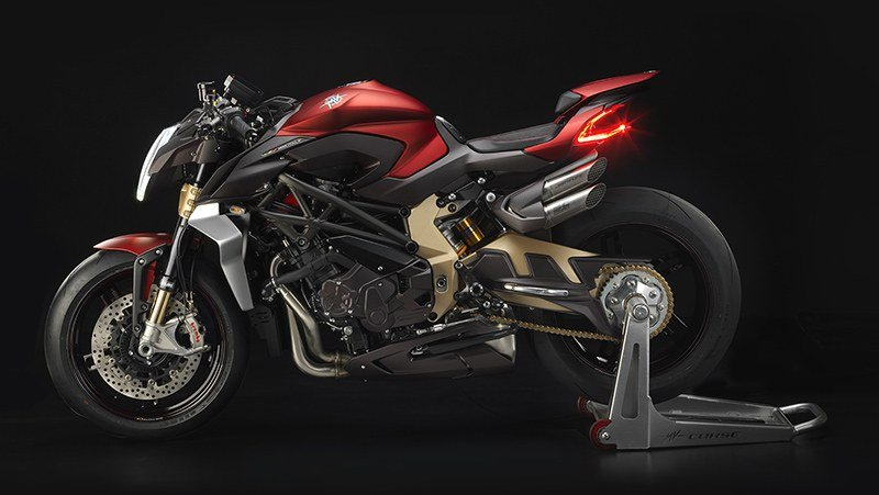 2019 MV Agusta Brutale 1000 Serie Oro in Bellevue, Washington - Photo 10