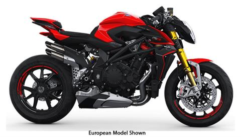 2020 MV Agusta Brutale 800 Rosso in Depew, New York - Photo 1