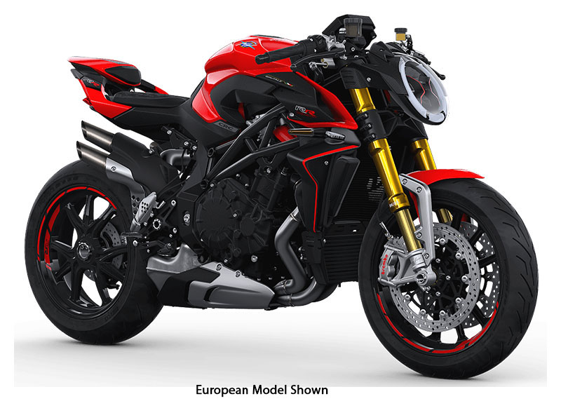 2020 MV Agusta Brutale 800 Rosso in Depew, New York - Photo 3