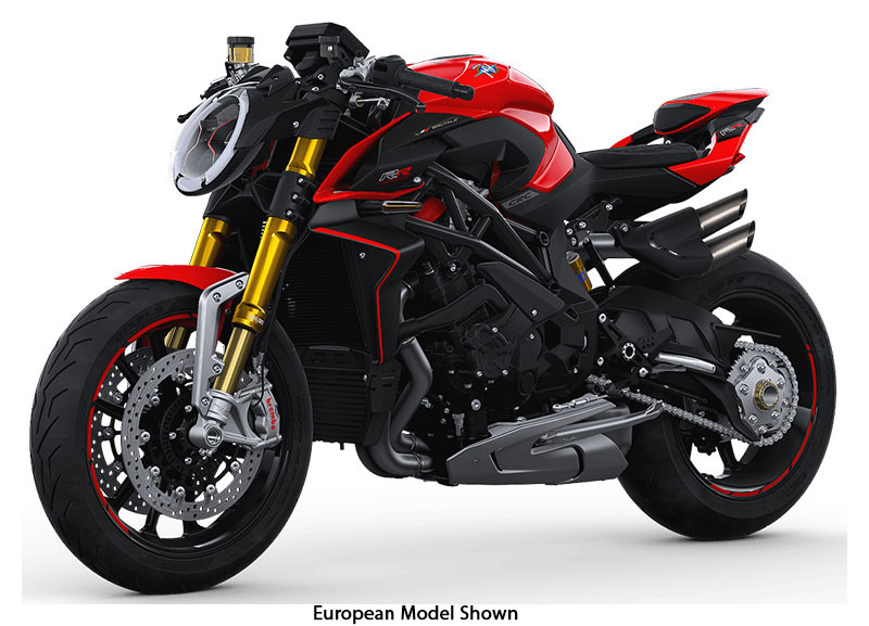 2020 MV Agusta Brutale 800 Rosso in Depew, New York - Photo 4