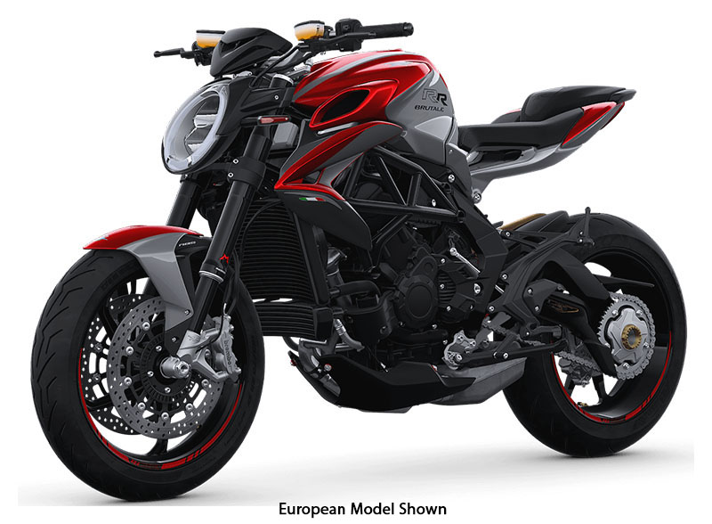 2020 MV Agusta Brutale 800 RR in Pensacola, Florida - Photo 4