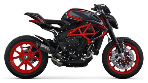 2020 MV Agusta Dragster 800 RC SCS in Bellevue, Washington