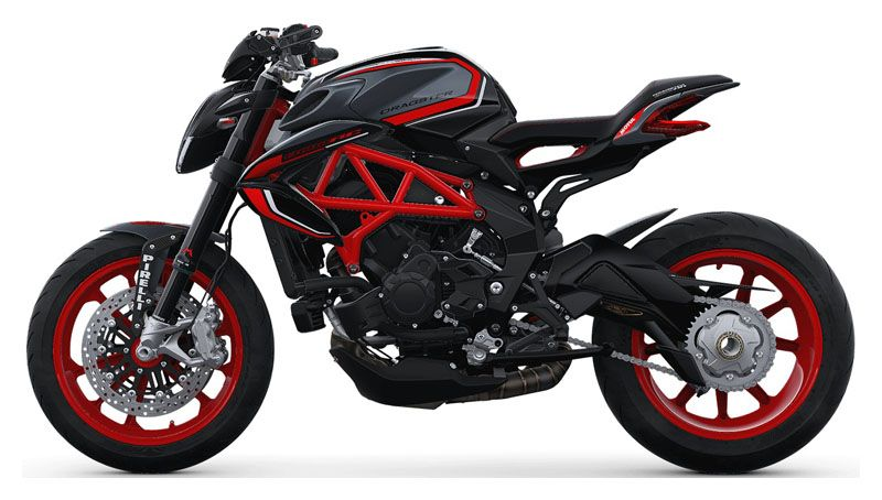 2020 MV Agusta Dragster 800 RC SCS in Shelby Township, Michigan - Photo 2