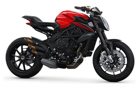 2020 MV Agusta Dragster 800 Rosso in West Allis, Wisconsin