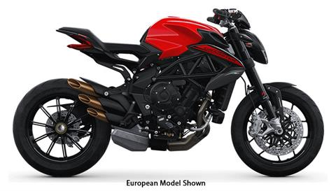 2020 MV Agusta Dragster 800 Rosso in Fort Montgomery, New York