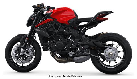 2020 MV Agusta Dragster 800 Rosso in Fort Montgomery, New York - Photo 2