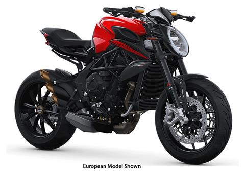 2020 MV Agusta Dragster 800 Rosso in Depew, New York - Photo 3