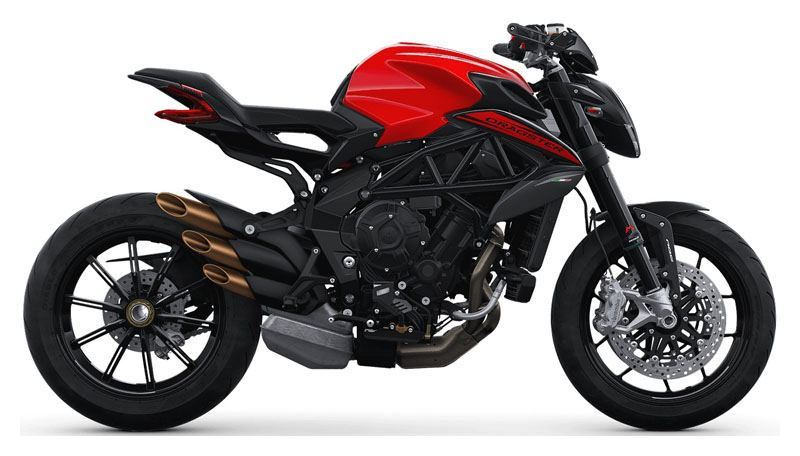 2020 MV Agusta Dragster 800 Rosso in Fort Montgomery, New York - Photo 1