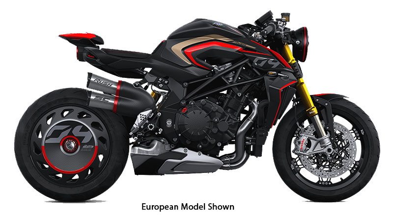 2020 MV Agusta Rush 1000 in Pensacola, Florida - Photo 1