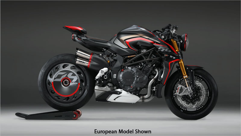 2020 MV Agusta Rush 1000 in Fort Montgomery, New York - Photo 7